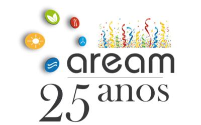 25 anos da AREAM