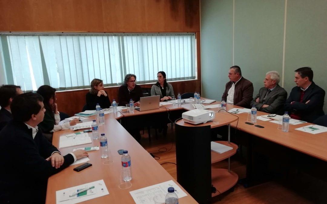 RESOR – Primeira Reunião do Grupo de Trabalho