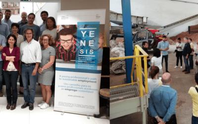 YENESIS – 2ª Reunião do Projeto