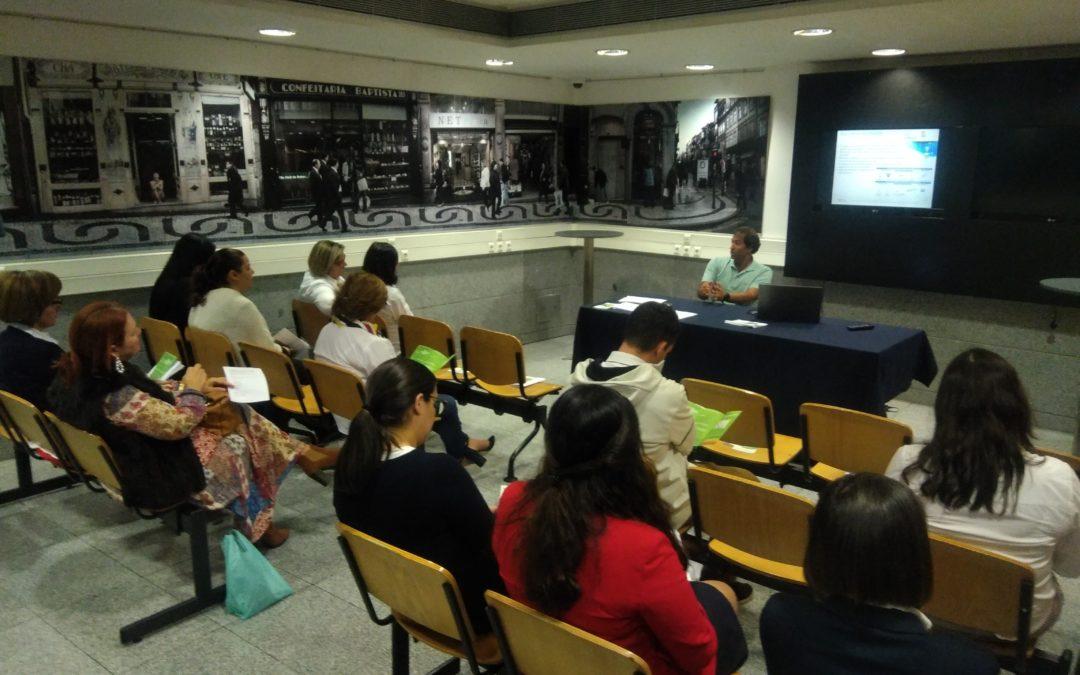 Ações de sensibilização sobre eficiência energética-Loja do Cidadão do Funchal
