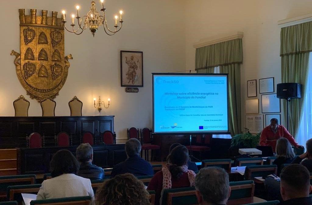 Apresentação do 3º Relatório de implementação PAES-Funchal