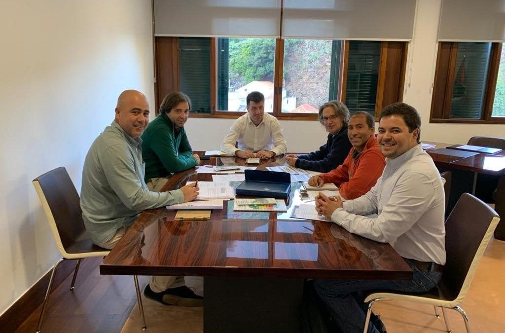 C-Track 50 – Reunião com o Município de São Vicente