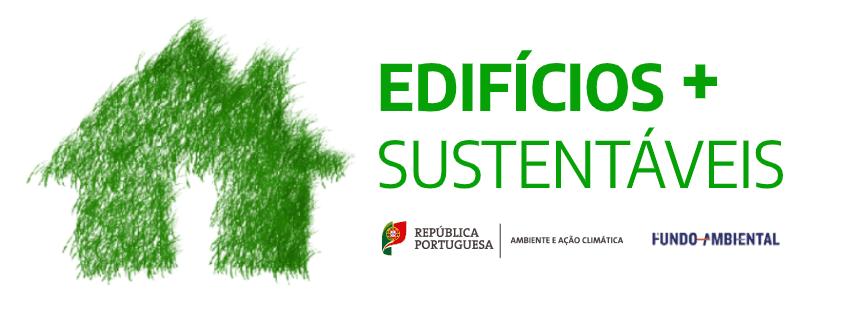 Programa de Apoio a Edifícios Mais Sustentáveis